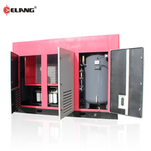 Single Stage Silent Low Pressure Screw Air Compressor