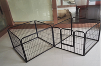 Hot sale fence dog cage