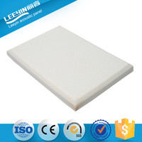 Fabric Acoustic Panel Fiberglass Insulation Sound Proofing