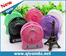 Good selling!! usb personal fans mini usb fan with customized led message