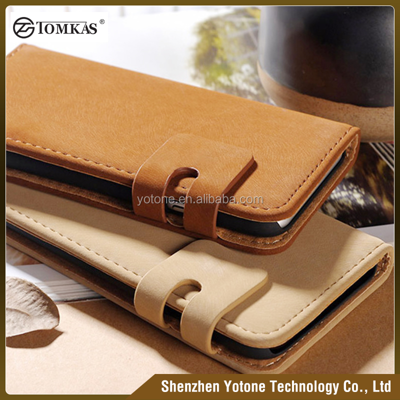 Booklet case for iphone 6 case / wholesale Luxury phone case / genuie pu leather wallet case for iphone 6s case