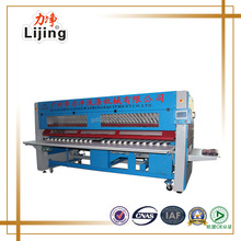 Laundry sheet folder machine, automatic folding machine, hotel linen folding machine