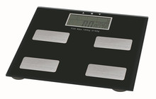 Hot Sale Body Mass Index(BMI) smart scale mini digital portable digital body fat scale