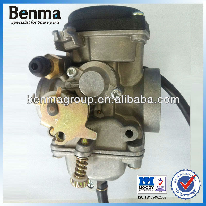 250cc Carburetor Motorcycle Parts, Super Performance MIKUNI Carburetor MV30, High Quality from China Factory!!