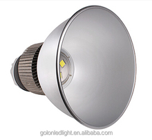 100w led high bay meanwell driver CE RoHs ufo led high bay light100w led replacement of 400w hps