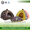 light and foldable pet tent/dog house/pet bed (manufacture)