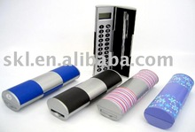Magic Box Eight Digital Calculator with Ball Pen/Calculator/promotional gift/pocket calculator