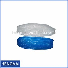 Wholesale Disposable Polyethylene Sleeve Waterproof Protective Medical PE Sleeve With Cheap Price