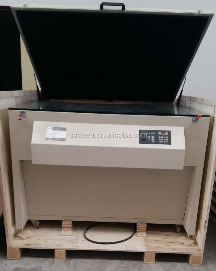 VACUUM UV EXPOSURE UNIT SCREEN PRINTING MACHINE DIGITAL PRINTER PLATEMAKER