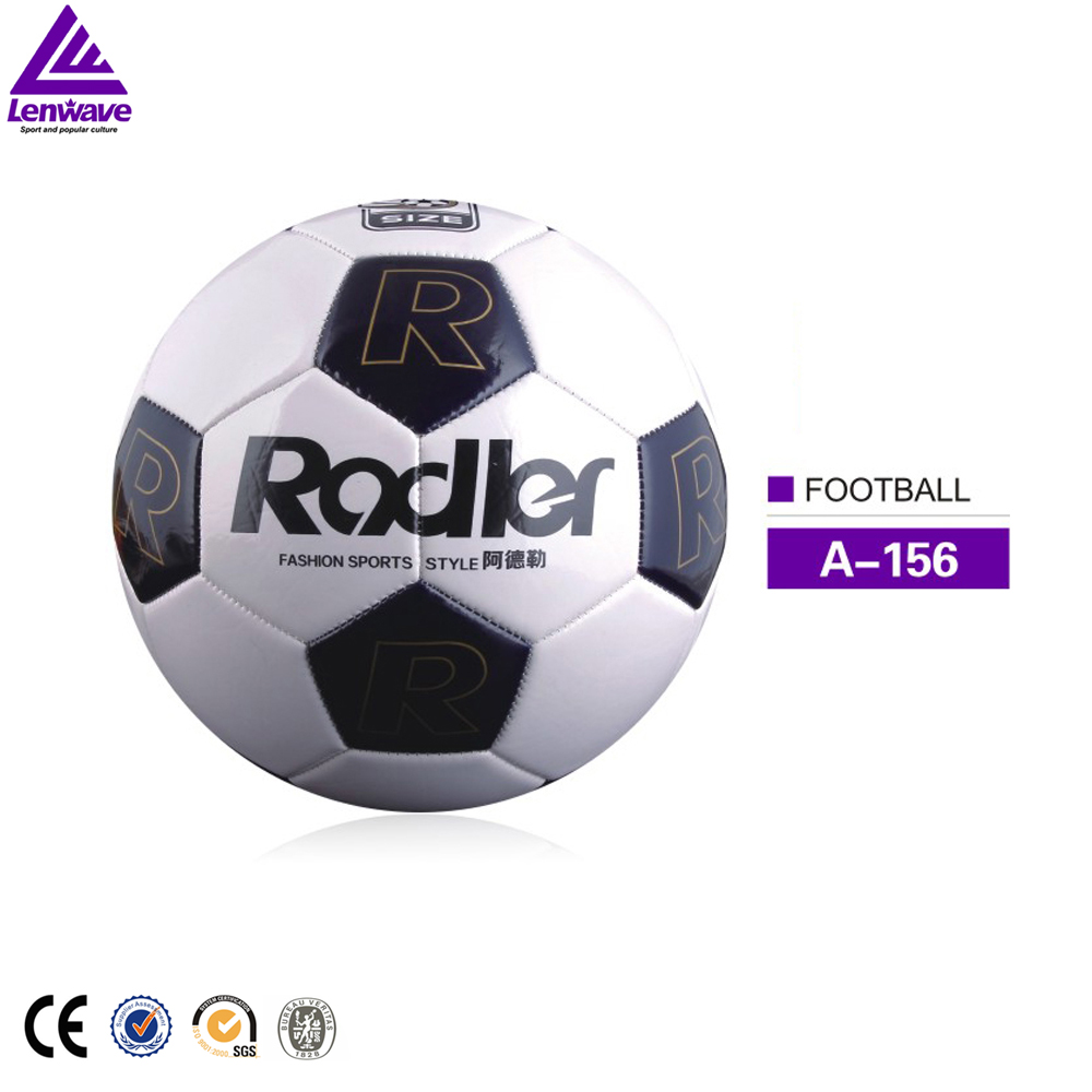 Lenwave brand foam soccer ball size 5 wholesale custom training soccer