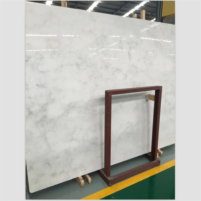Flooring and paving tile chinese white marble slab prices