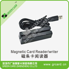 High quality with cheap price MSR 206 Magnetic Stripe Card Reader Writer