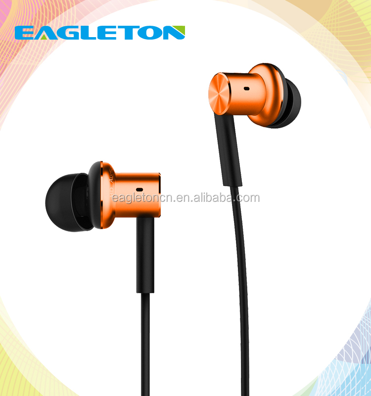 hands free colorful mobile phone earphone 3.5mm handfree phone headset with MIC for M7
