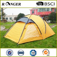 Waterproof Wind Resistant Camping Tent From China