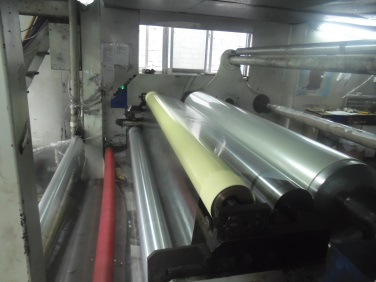 PET Film Silicon Coating (Cold Lamination Film, Self-adhesive Vinyl, Canvas)