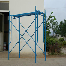 Tianjin Shisheng Powder Coated Gate Frame Scaffold
