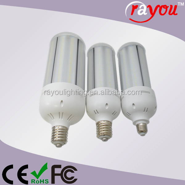 Factory sell directly 2835SMD 40w led corn bulb, E40 led corn lamp for HPS replacement