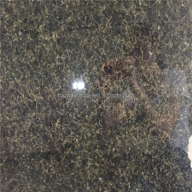 brazilian green granite slab