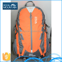 Many colors and designs outdoor 8353c 50L trolley hiking backpack with brand name