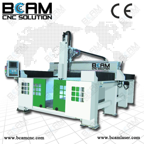 Large scale cnc mould /cnc router for guitar making BCM2040