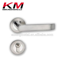 Shenzhen factory custom chrome plating zinc die casting handle