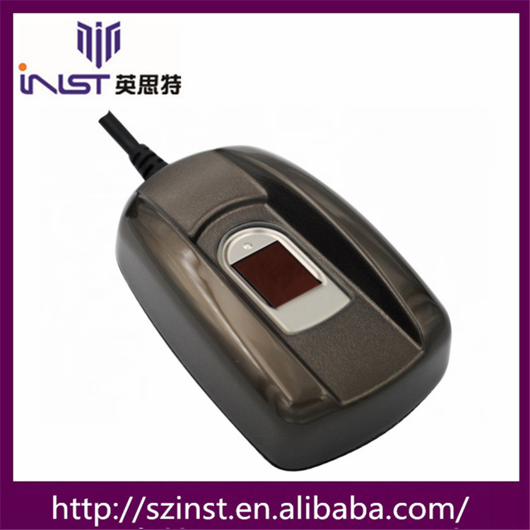 INST RT1011 Handheld 3G Bluetooth WiFi Fingerprint Sensor RFID Reader 2D Barcode Scanner