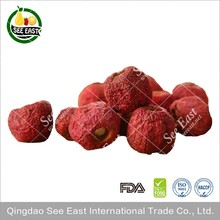 healthy snack food dried fruit freeze dried hawthorn berries with free sample