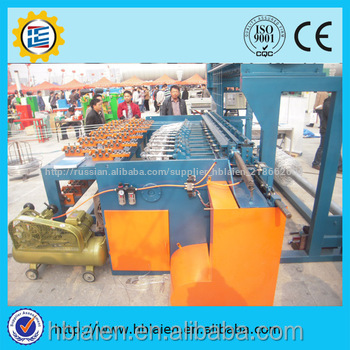 full automatic grassland fence/field fence mesh making machine