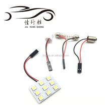 Hot Sale Dome Lamp 5050 9 SMD Led Auto Reading light Car Interior Reading Top Light