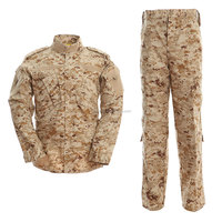 Good quality camo jacket used military clothing formal military type men uniforms