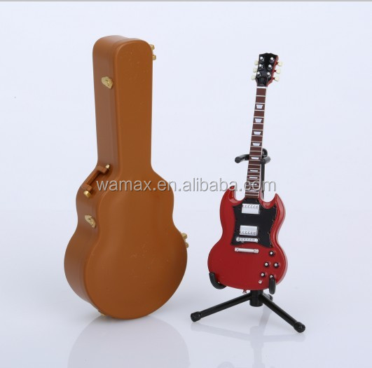 Personalized OEM plastic miniature toy guitar for sale