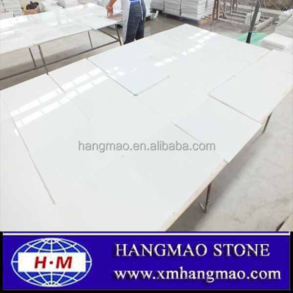 Pure white onyx marble for 5 star decoration