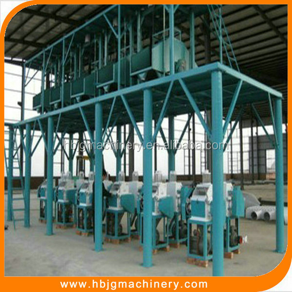 used machinery flour mill,small scale maize milling machine,mini grinder