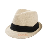Top Quality Most Popular Promotional Straw Panama Hat