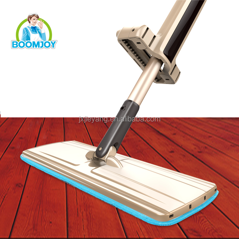 New 360 Easy Use Microfiber Floor Mop Cleaning Spin Twist Mops from BOOMJOY