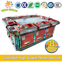 Custom bottom price ocean star fishing machine fish hunter games