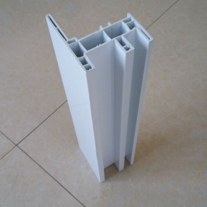 ECO friendly vinyl window used upvc profiles wall cover sliding door frame profile