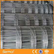 Factory direct sale automatic woven galvanized steel deer fence