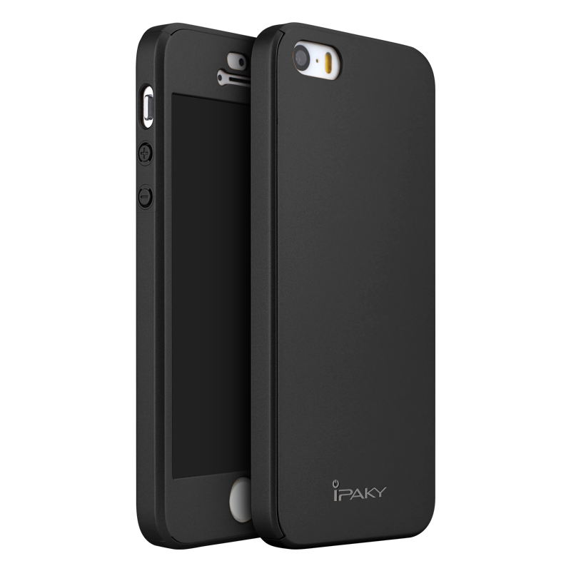 iPaky 360 complete coverage for Apple iPhone 5s back cover phone case