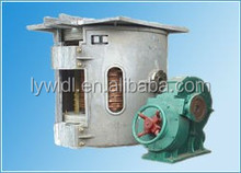 100kg small and cheap steel/iron melting furnace 0.1ton