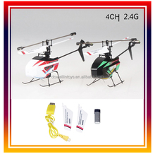 2.4Ghz 4CH RC single blade helicopter Remote Control RC Helicopter