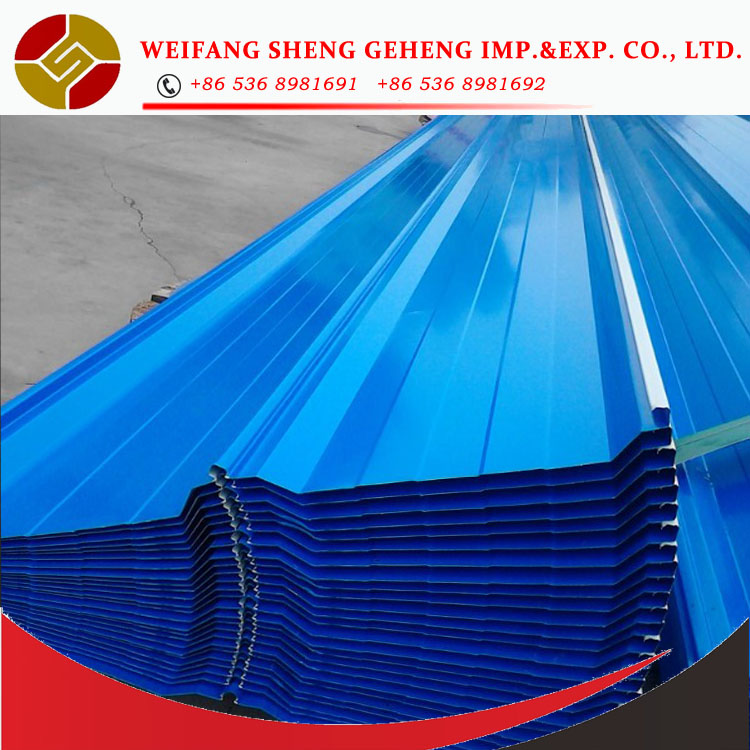 Prime Quality Metal Roofing Philippines