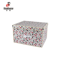 Low Price Guaranteed Quality Printed Cardboard Non Woven Storage Boxes