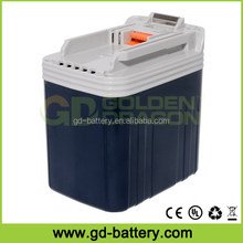 power tool battery for makita bh2433 24V Ni-MH