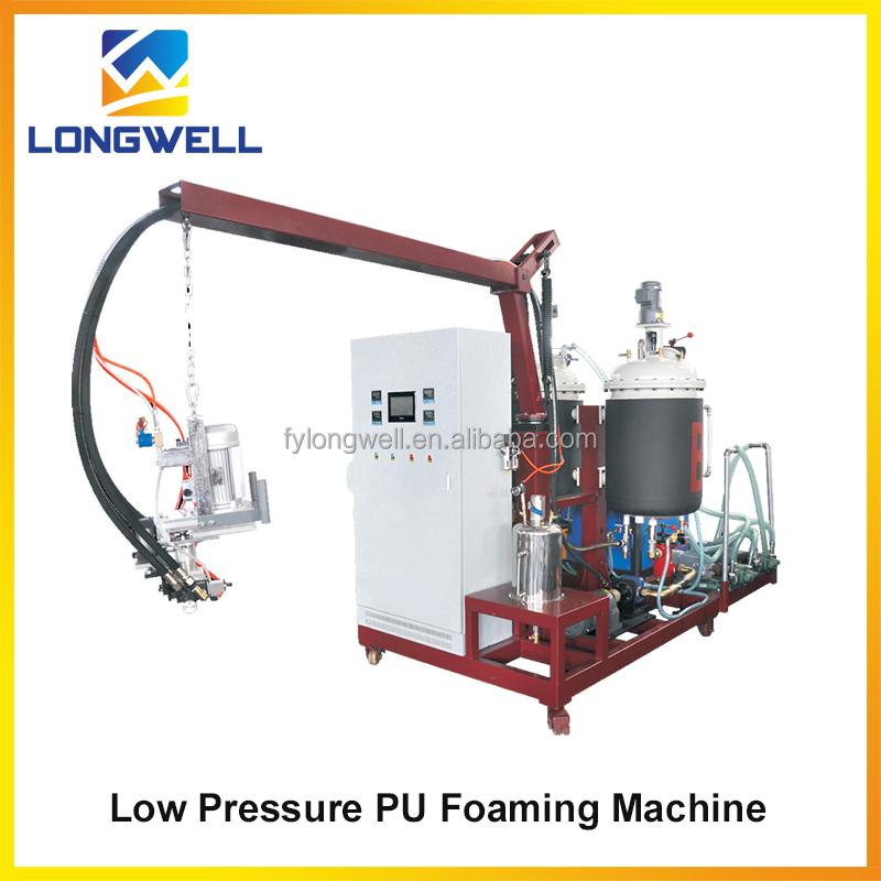 Longwell Low Pressure Poly Urethane Foam Machine Buy