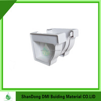 prefab houses raw material construction building materials wall mounted bracket,plastic pipe, gutters, plaster price list