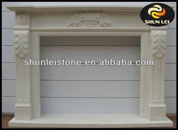 begr t indoor kamin aus marmor kaminsims regal marble produkt id 1844890151. Black Bedroom Furniture Sets. Home Design Ideas