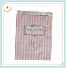 Sweet sugar paper bag for kids