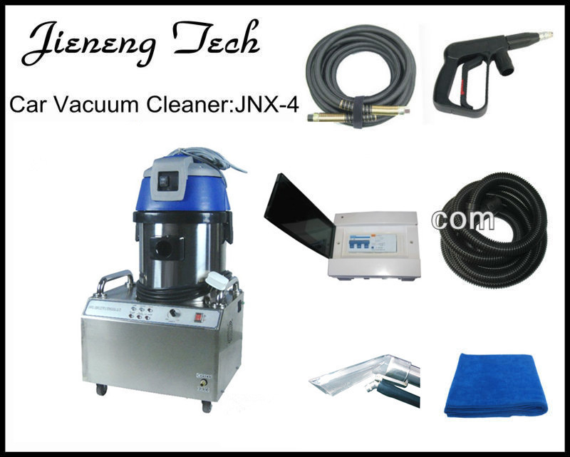 Trade Assurance CE Steam Car Wash Steam Vacuum Cleaner factory price