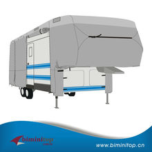 Top quality custom made 5th Wheel RV Covers in European market